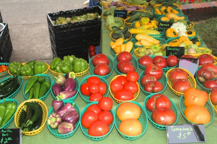 4. Hillcrest Farmers Market (Little Rock)