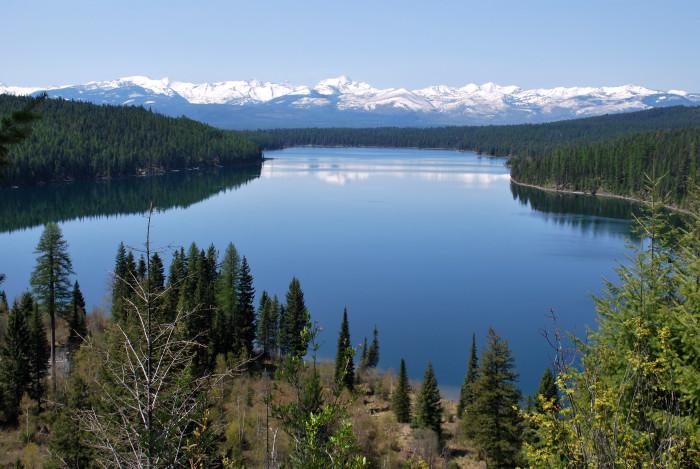 10. Holland Lake