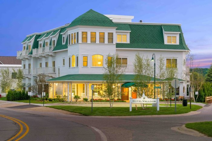 7. Hemingway's spiritual presence in the Petoskey area is so strong that the newly opened Hotel Walloon is planning its first-ever weekend getaway special in his honor.