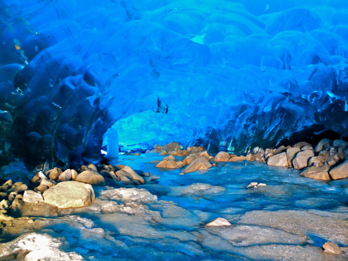 14. Explore An Ice Cave