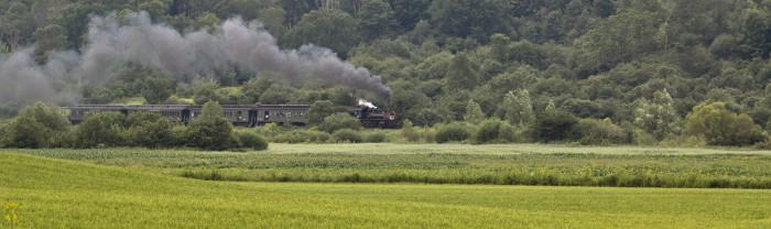 1. Arcade & Attica Railroad