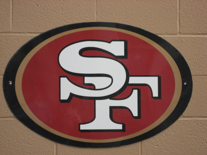 5. The 49ers