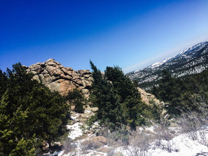 5. Sisters Trail at Alderfer/Three Sisters Park