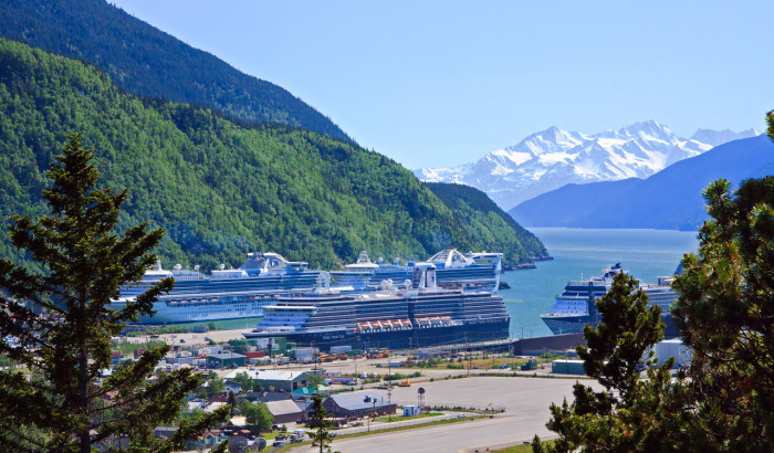 19. Cruise Through The Inside Passage