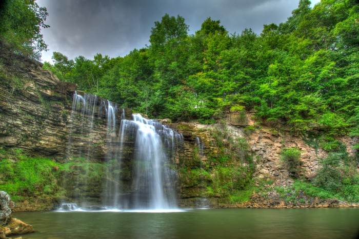 4. Edwards Falls, Manlius