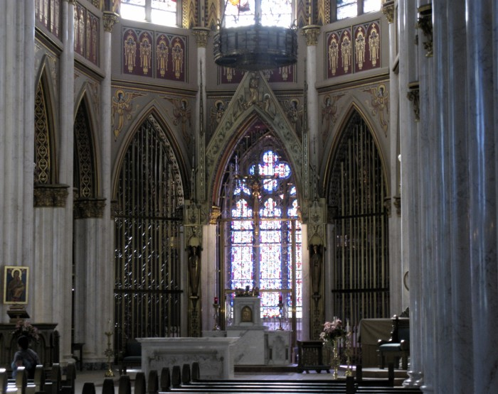 3. Cathedral of St. Helena.