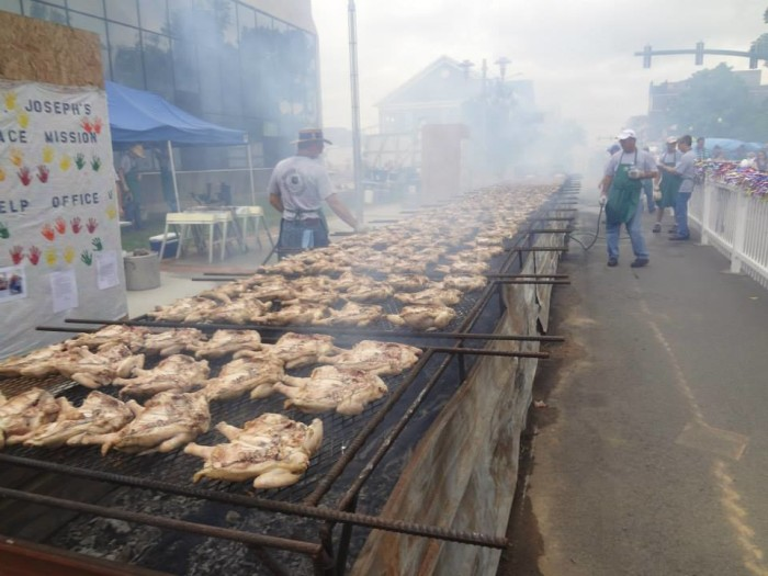 International Barbecue food.
