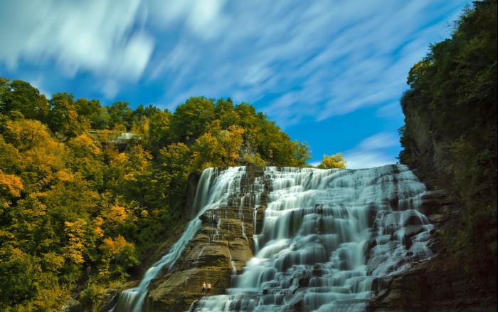1. Ithaca Falls, Ithaca