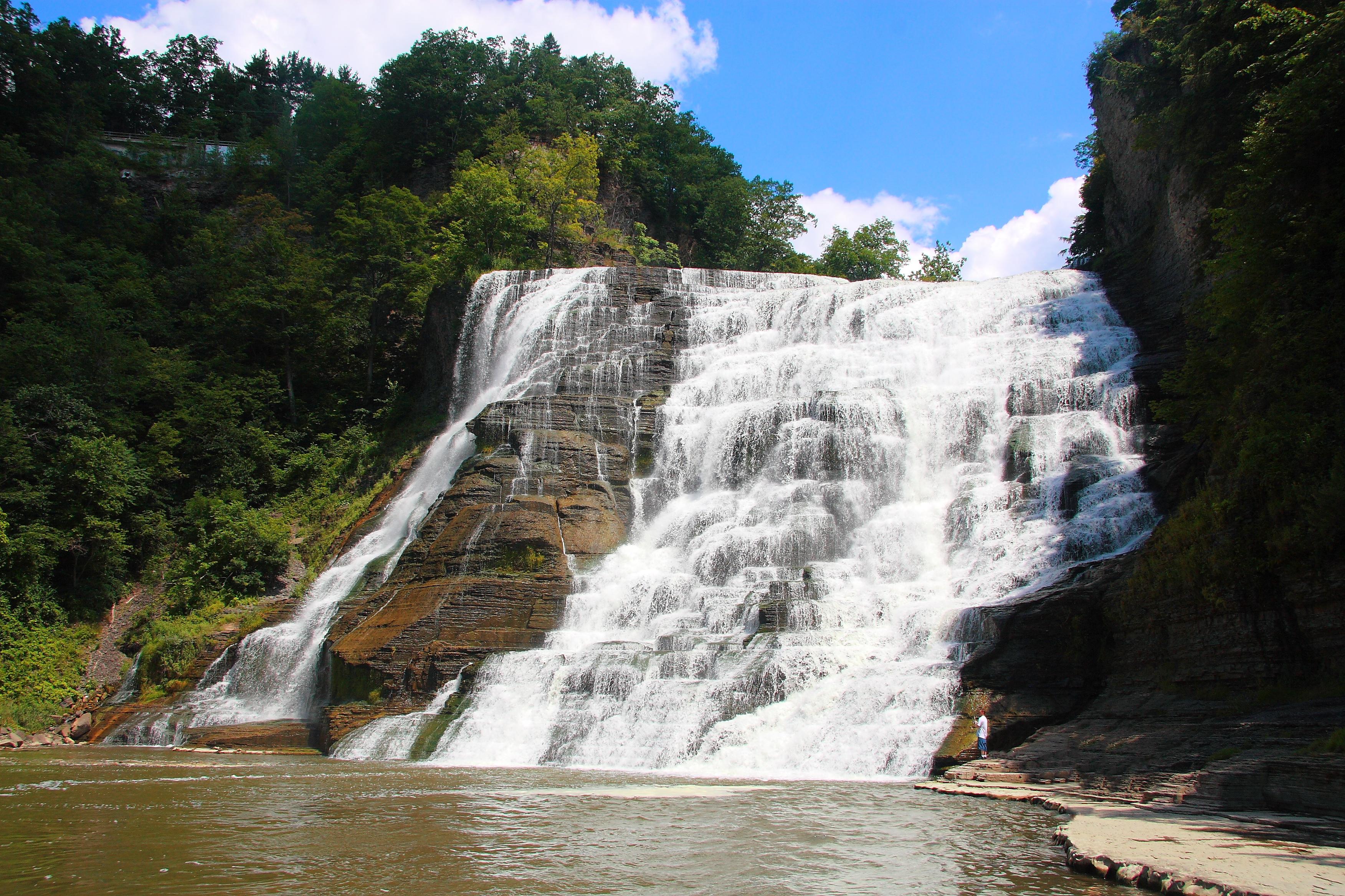 West Alabama University >> 12 Beautiful Hidden Waterfalls In New York
