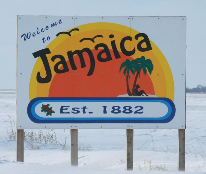 10. Jamaica
