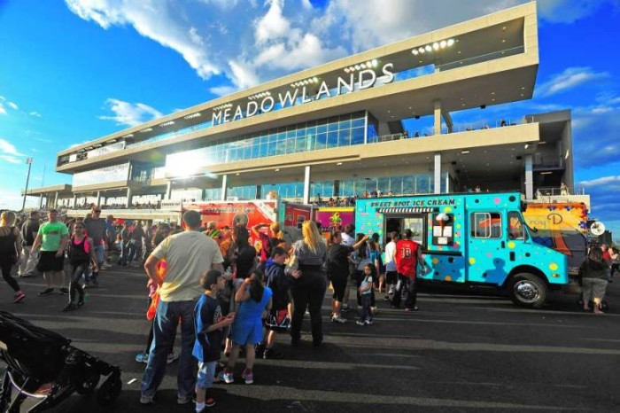 13. JerseyFest Food Truck Mash-up, East Rutherford