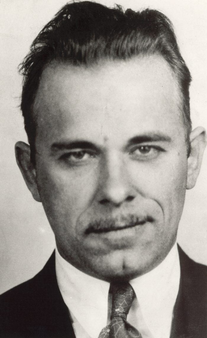 6. April 1st, 1934 - According to MinnPost, St. Paul had 2 breaking news stories on this day. The first is about infamous gangster John Dillinger escaping from officers by shooting his way out of a St. Paul apartment. The second is that the grand jury tasked with determining if the city had a gangster problem had declared the issue to be just a rumor. Irony, you beautiful thing.