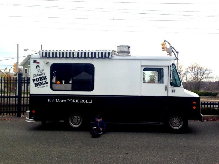 3. Johnny's Pork Roll Truck, Various Locations