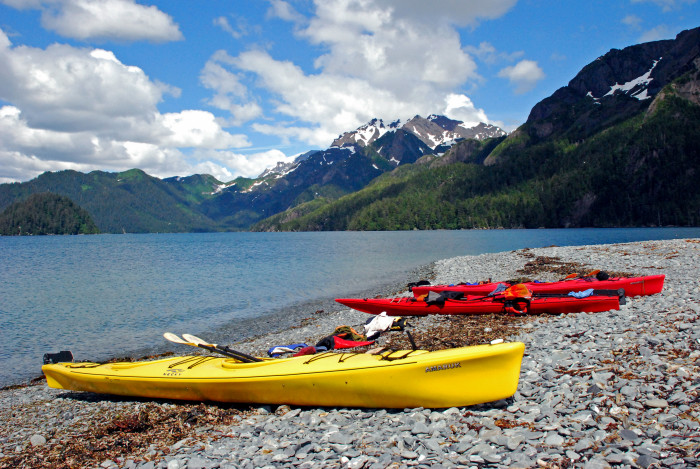 15. Kayak Someplace Magical
