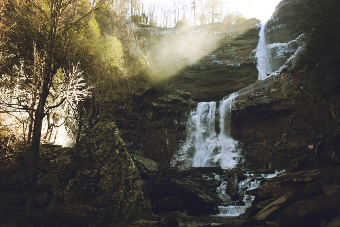 1. Kaaterskill Falls, Tannersville