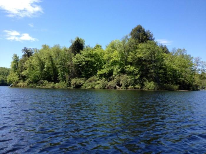 Keen Lake Hermit Island