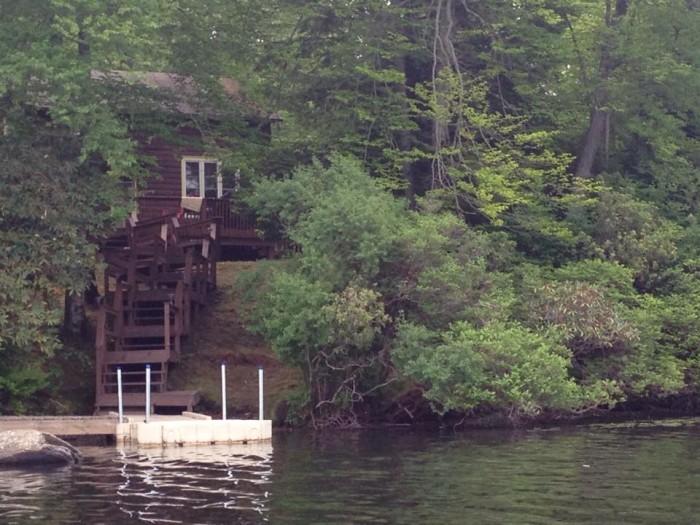 5. Keen Lake's Hermit Island