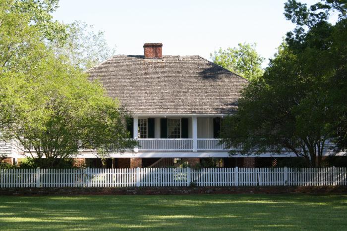 8. Kent Plantation House State Historic Site, Alexandria