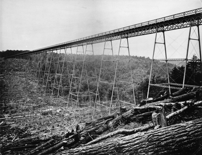 7. The Kinzua Bridge Cache