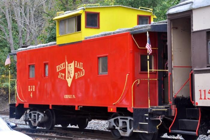 4. Kiski Junction Railroad