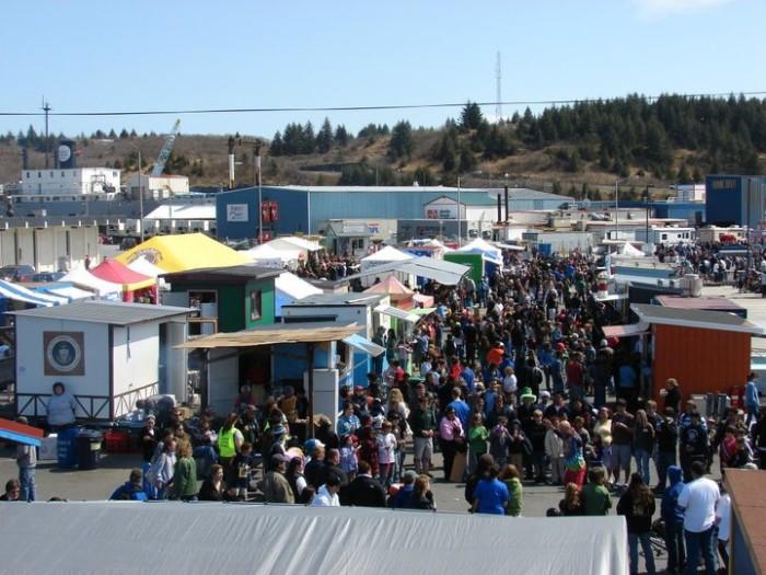 2. Kodiak Crab Festival