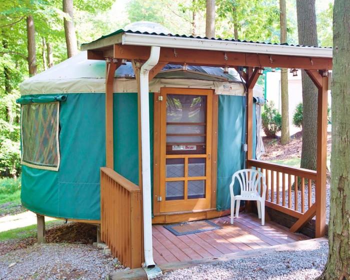 2. Kozy Rest Kampground (Harrisville)