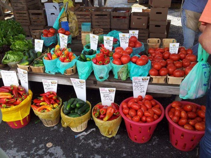 LB Farmers Market