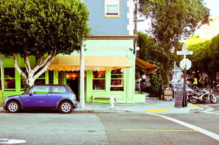 2. Hayes Valley