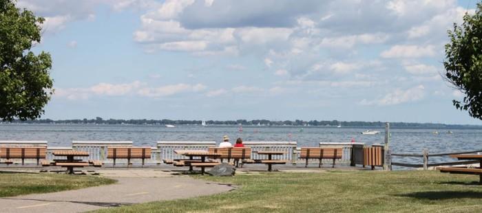 4. Lake Erie Metropark, Brownstown