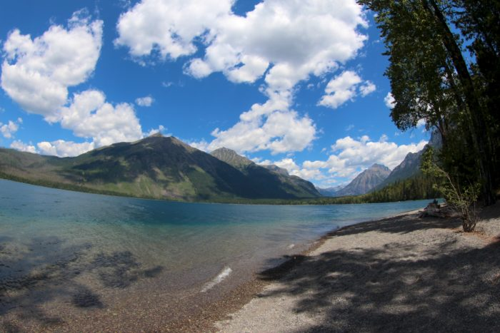 3. Lake McDonald