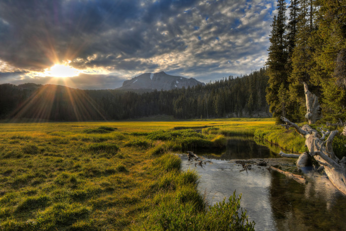 7. Lassen Peak Trail, Northern California