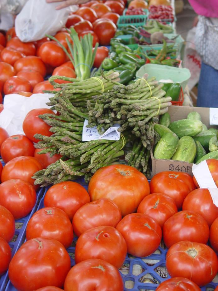 3. Little Rock Farmers Market