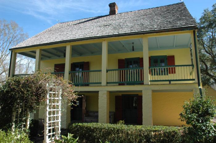 10. Longfellow-Evangeline State Historic Site, St. Martinville