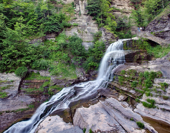 5. Lucifer Falls, Robert Treman State Park
