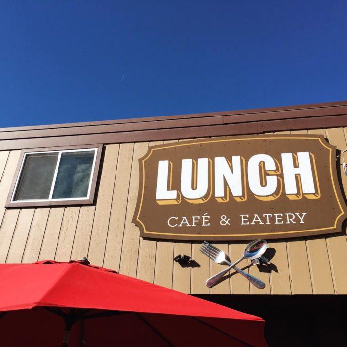 6. Lunch Cafe & Eatery - Fairbanks
