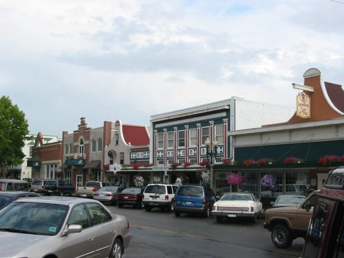8. Lynden, Whatcom County