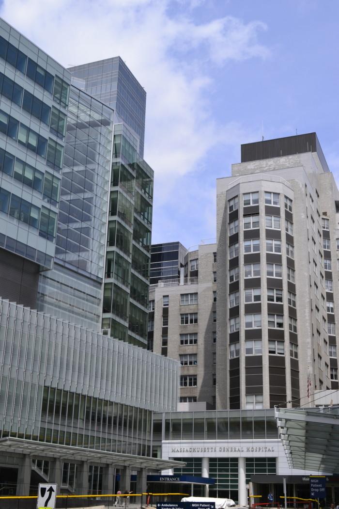 1. Massachusetts General Hospital, Boston
