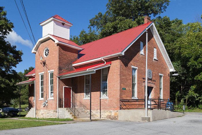 Pennsylvania: Marklesburg