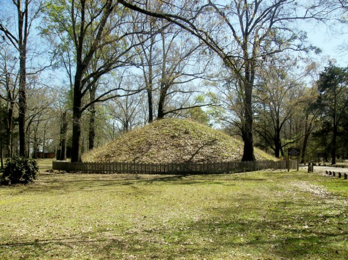 3. Marksville Prehistoric Indigenous Peoples Site, Marksville