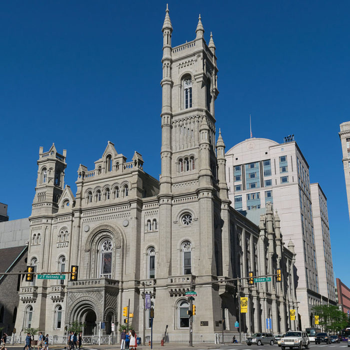 4. Philadelphia's Masonic Temple