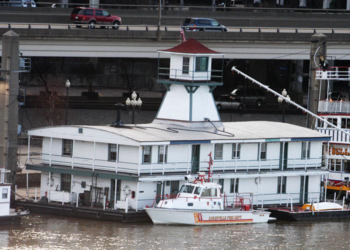 4. Mayor Andrew Broaddus Lifesaving Station in Louisville