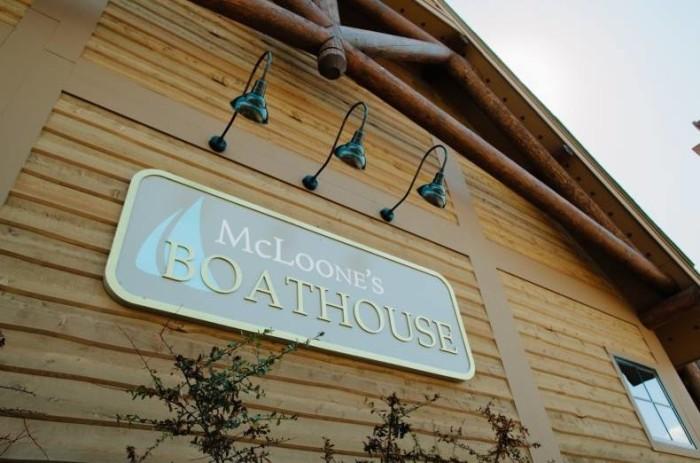 6. McLoone's Boathouse, West Orange