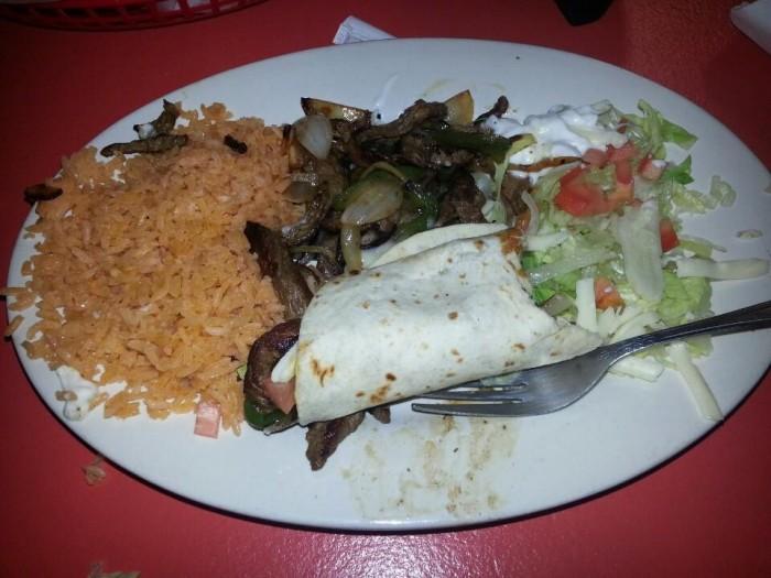 Mi Casa Restaurante food