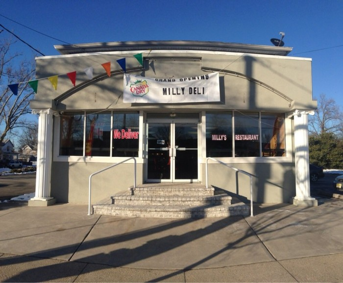 17. Milly's, Vineland