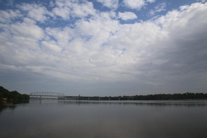 7.Mississippi River