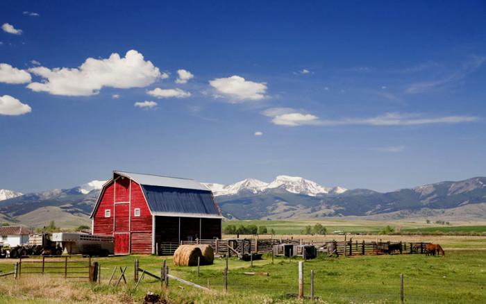9. Montana Backroads