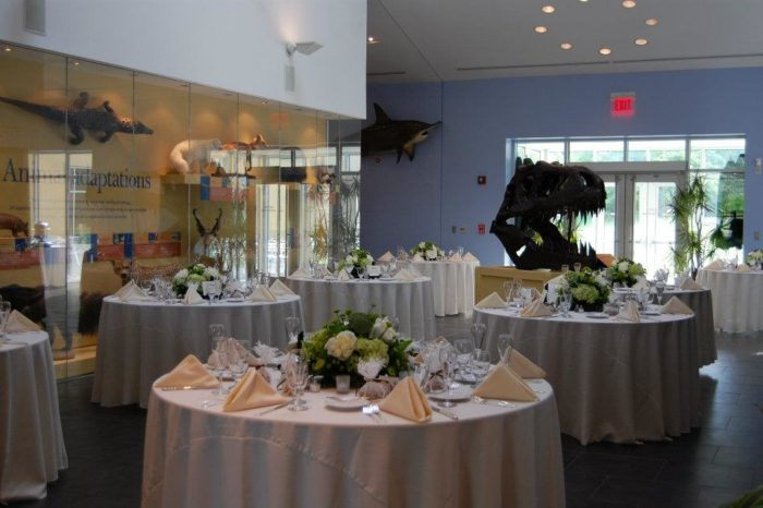 Delaware Museum of Natural History Wedding