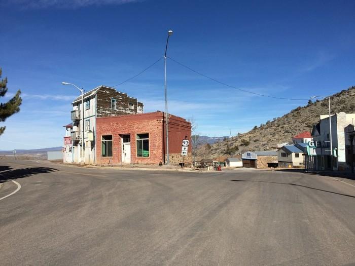 2. Pioche, Nevada