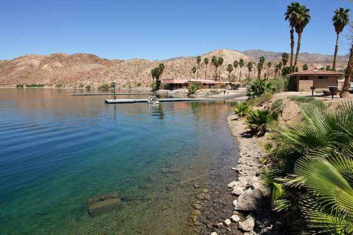 9 gorgeous beaches in nevada to check out this summer for Fishing lake mead from shore