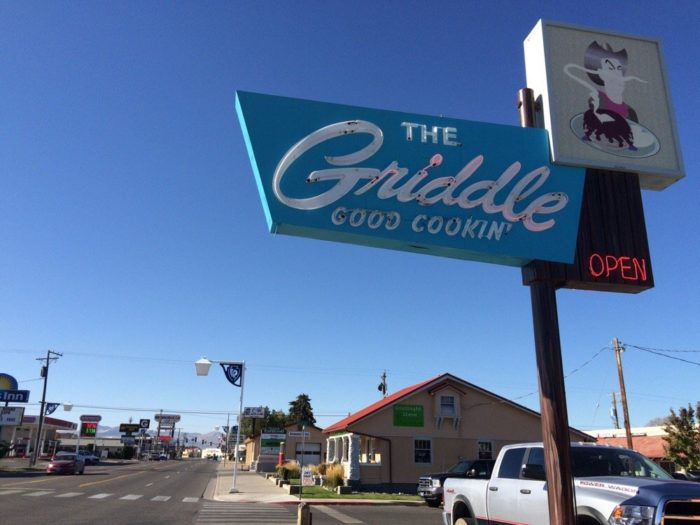 10. The Griddle - Winnemucca